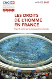 CNCDH - Les droits de l'homme en France (2014-2016) - Regards portés par les instances internationales.