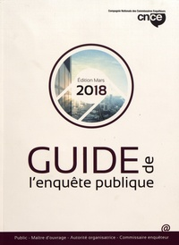 CNCE - Guide de l'enquête publique.