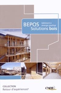 CNDB - BEPOS bâtiment à énergie positive - Solutions bois.