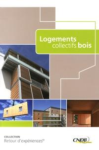 CNDB - Logements collectifs bois.