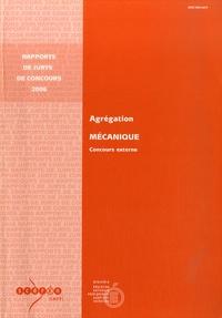 Accentsonline.fr Agrégation Mécanique - Concours externe Image