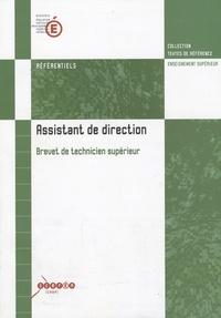 Assistant de direction - Référentiel, Brevet de Technicien Supérieur.pdf