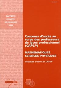 CAPLP mathématiques - sciences physiques - Concours externe et CAFEP.pdf