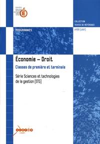 Deedr.fr Economie - Droit 1e et Tle STG Image