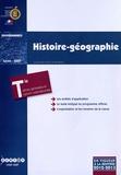 CNDP - Histoire-géographie Tle séries générales (ES, L, S) et classe terminale conduisant au baccalauréat général, option internationale - Programme en vigueur à la rentrée de l'année scolaire 2012-2013.