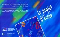 CNDP - Le projet d'école.