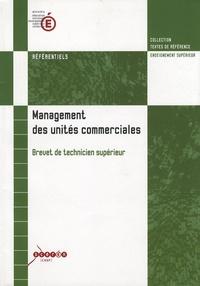 Deedr.fr Management des unités commerciales BTS - Référentiels Image