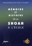 CNDP - Mémoire et histoire de la Shoah à l'école.