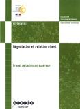 CNDP - Négociation et relation client BTS - Référentiels.