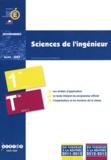CNDP - Sciences de l'ingénieur 1e et Tle S - Programmes.