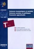 CNDP - Sciences économiques et sociales, sciences sociales et politiques, économie approfondie Tle ES - Programme en vigueur à la rentrée de l'année scolaire 2012-2013.