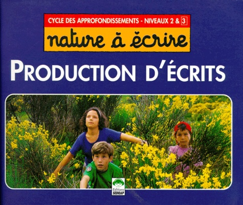 Production D écrit Cycle 3