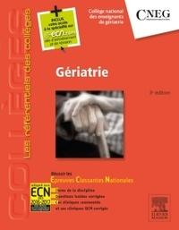 Cneg et Joël Belmin - Gériatrie.