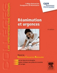 CNER - Réanimation et urgences.