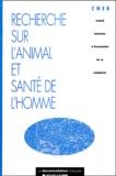 CNER - Recherche sur l'animal et santé de l'homme.