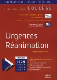 CNER - Urgences - Réanimation.