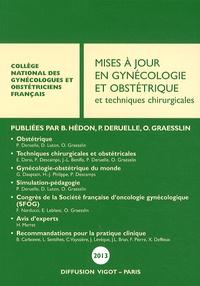 CNGOF - Mises à jour en gynécologie et obstétrique et techniques chirurgicales.