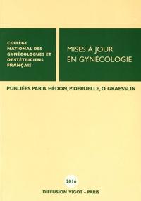 CNGOF - Mises à jour en gynécologie.