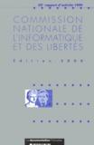 CNIL - Commission nationale de l'informatique et des libertés - 20e rapport d'activité 1999.