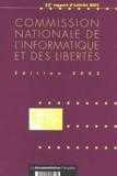 CNIL - Commission nationale de l'informatique et des libertés - 22e rapport d'activité 2001.