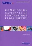 CNIL - Commission nationale de l'informatique et des libertés - 30e rapport d'activité 2009.