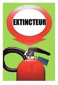 René Dosne et Eric Dosne - Extincteur - Pack de 25, aide-mémoire.