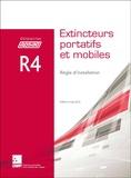 CNPP - Extincteurs portatifs et mobiles - Règle d'installation.