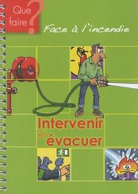 Intervenir et évacuer- Pack de 5 volumes -  CNPP |