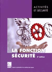 CNPP - La fonction sécurité.