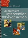 CNPP - La première intervention et l'évacuation.
