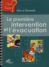Goodtastepolice.fr La première intervention et l'évacuation Image