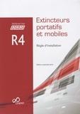 CNPP - R4 Extincteurs portatifs et mobiles - Règle d'installation.