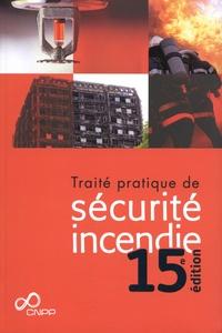 CNPP - Traité pratique de sécurité incendie.