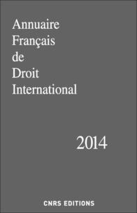Galabria.be Annuaire français de droit international - Tome 60 Image