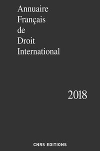 CNRS - Annuaire français de droit international.