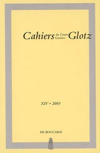 CNRS - Cahiers du centre G. Glotz n° 14 : le quotidien institutionnel des cités - Condamnations et damnations, édition trilingue français-italien-espagnol.