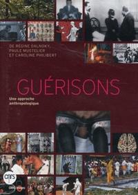 Régine Dalnoky et Paule Mustelier - Guérisons. 1 DVD