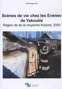 Joëlle Robert-Lamblin - Scènes de vie chez les Evènes de Yakoutie. 1 DVD