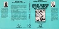 CNRS - L'Accès au terrain en pays étranger et Outre-mer - Livre blanc des sciences de l'homme et de la société en France, [colloque, 7-8 février 1985].