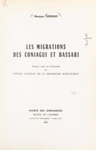CNRS et Monique Gessain - Les migrations des Coniagui et Bassari.
