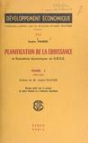 CNRS et Eugène Zaleski - Planification de la croissance et fluctuations économiques en U.R.S.S. (1) - 1918-1932.