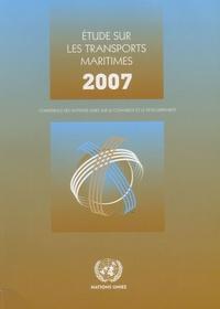 CNUCED - Etude sur les transports maritimes - Rapport du secrétariat de la CNUCED.