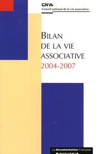 CNVA - Bilan de la vie associative 2004-2007.
