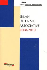 CNVA - Bilan de la vie associative 2008-2010.