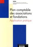 CNVA - Plan comptable des associations et fondations - Application pratique.