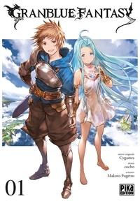 Téléchargement gratuit d'ebooks mp3 Granblue Fantasy Tome 1