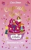 Coco Simon - Cupcake Girls  : Bienvenue au Club ! - Tome 1, La rentrée de Katie ; Tome 2, La reine de la mode ; Tome 3, Sucré Salé.