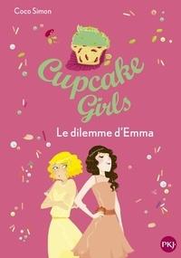 Coco Simon - Cupcake Girls Tome 23 : Le dilemme d'Emma.