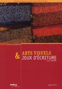 Coco Téxèdre - Arts visuels et jeux d'écriture - Cycles 2 et 3.