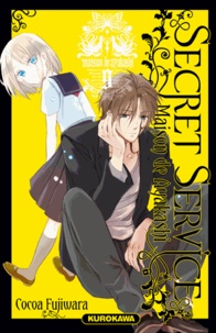 Cocoa Fujiwara - Secret Service Tome 9 : .